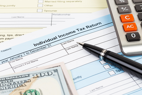 IRS Personal Taxes