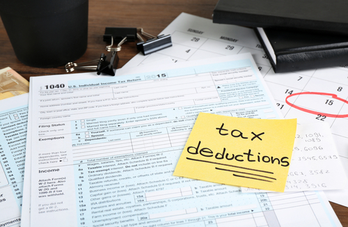 Credit Cards and Tax Forms: Understanding Deductions and Taxation