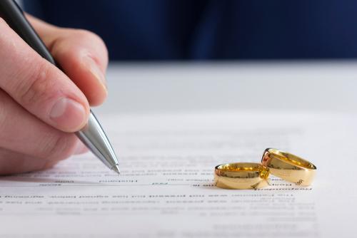 Handling Tax Debt in Your Divorce