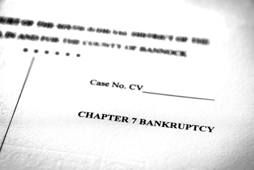 Should You File For Bankruptcy With Major Credit Card Debt?