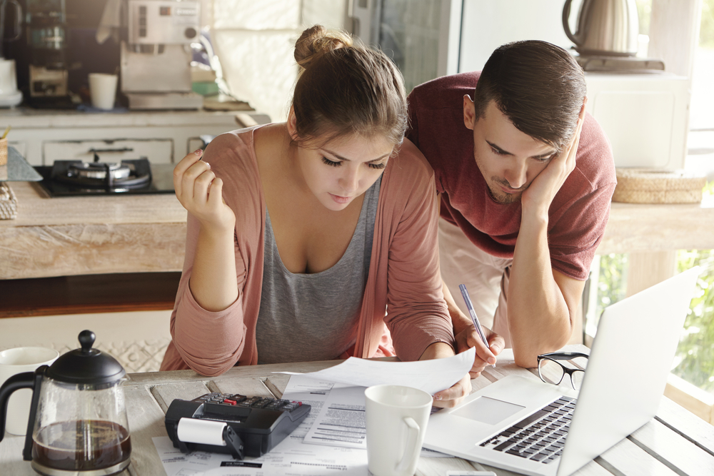 Tax Debt From a Spouse