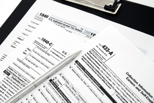 Steps for Completing IRS Offer in Compromise Form 433-A