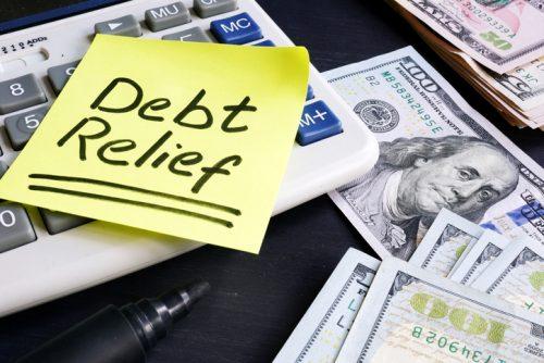 How Does Debt Relief Work?