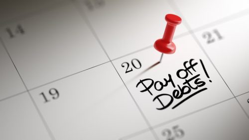 Learning How to Pay Off Tax Debt